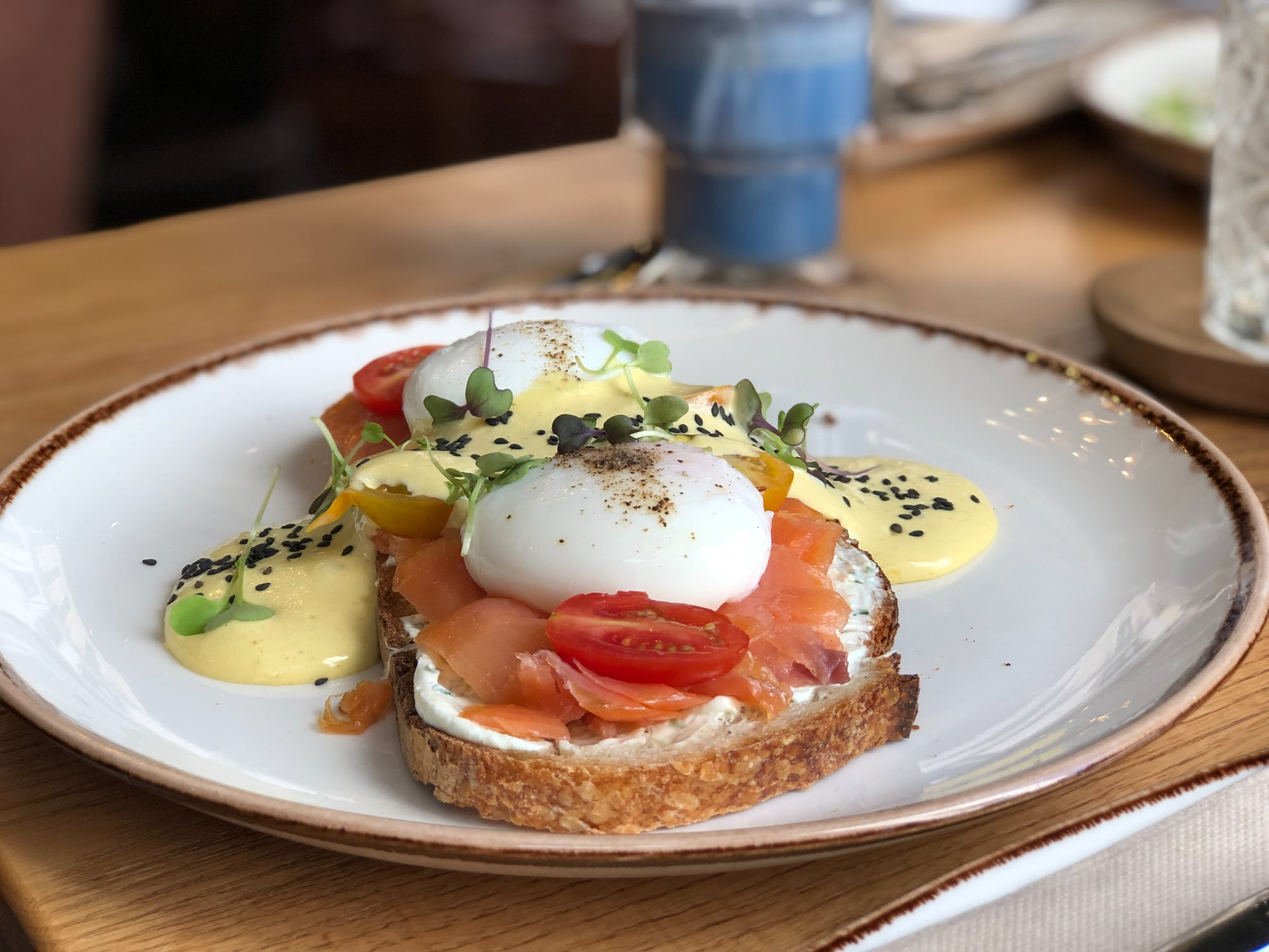 Get Your Brunch on in Singapore