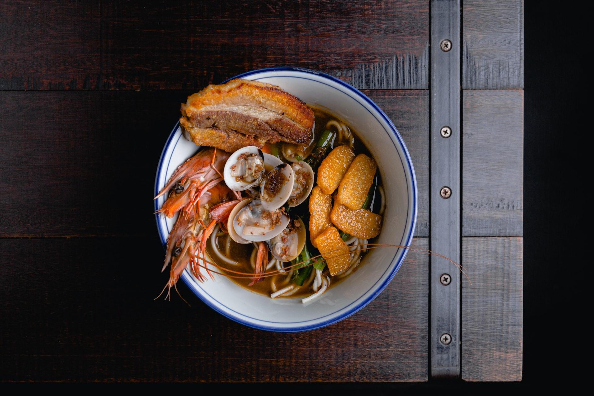 Authentic Singapore Dining