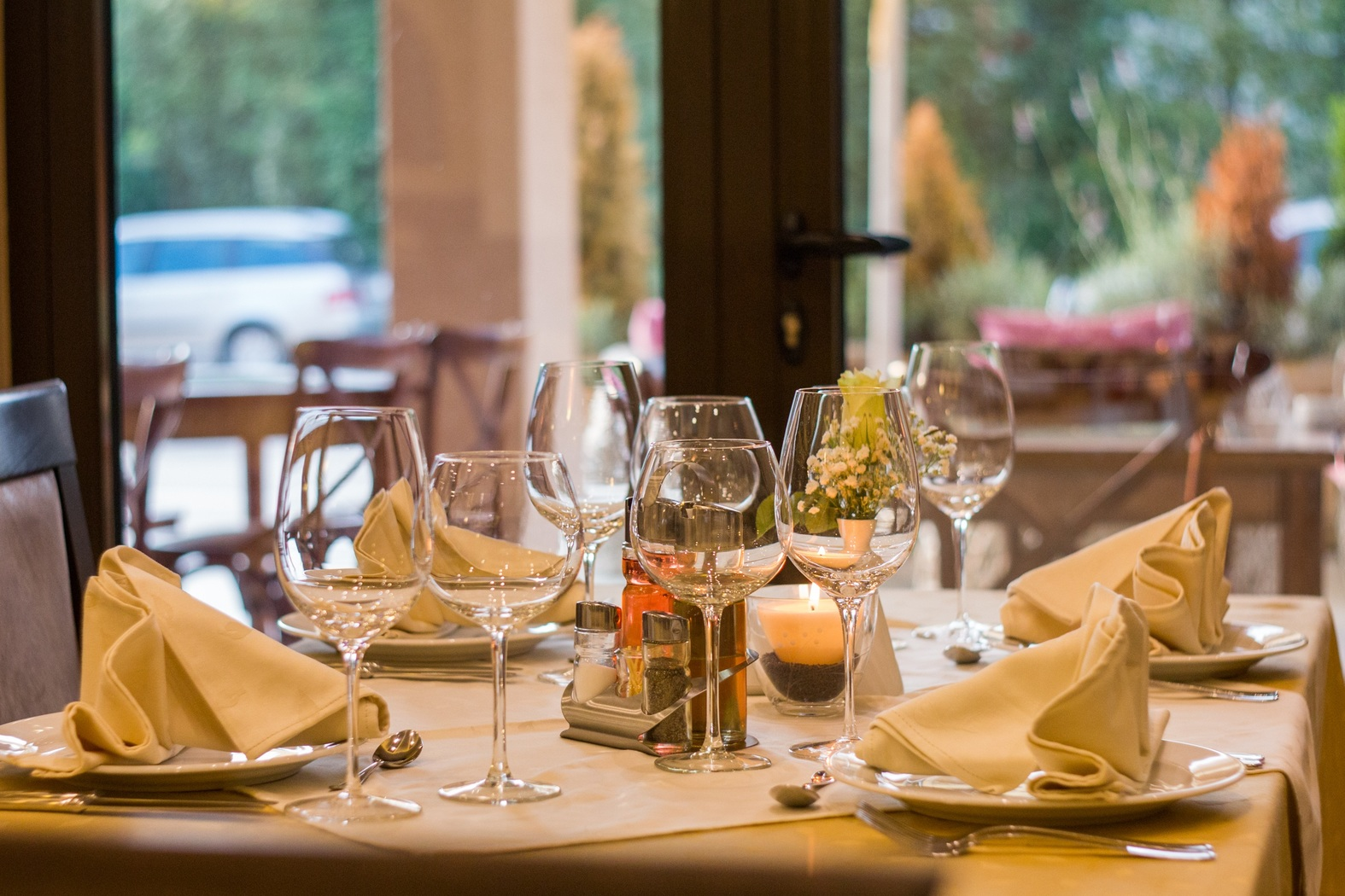 Vienna fine dining guide