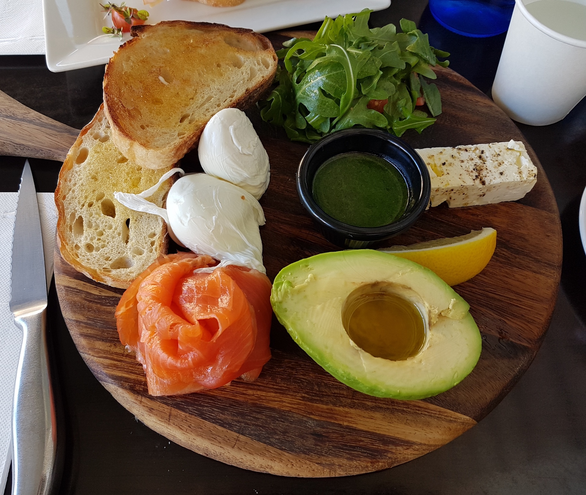Brunching in Sydney