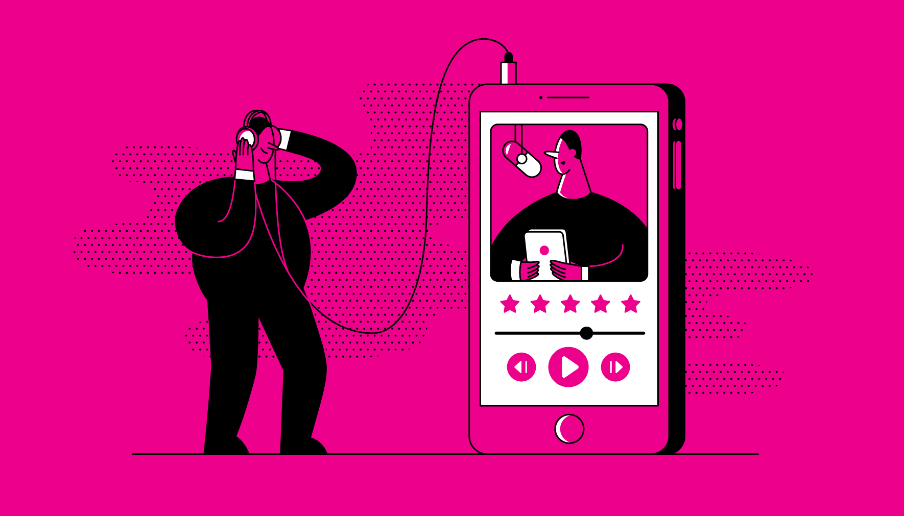 The Top 50 Podcasts Right Now