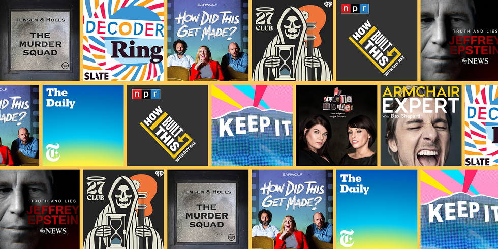Esquire Best Podcasts of 2020