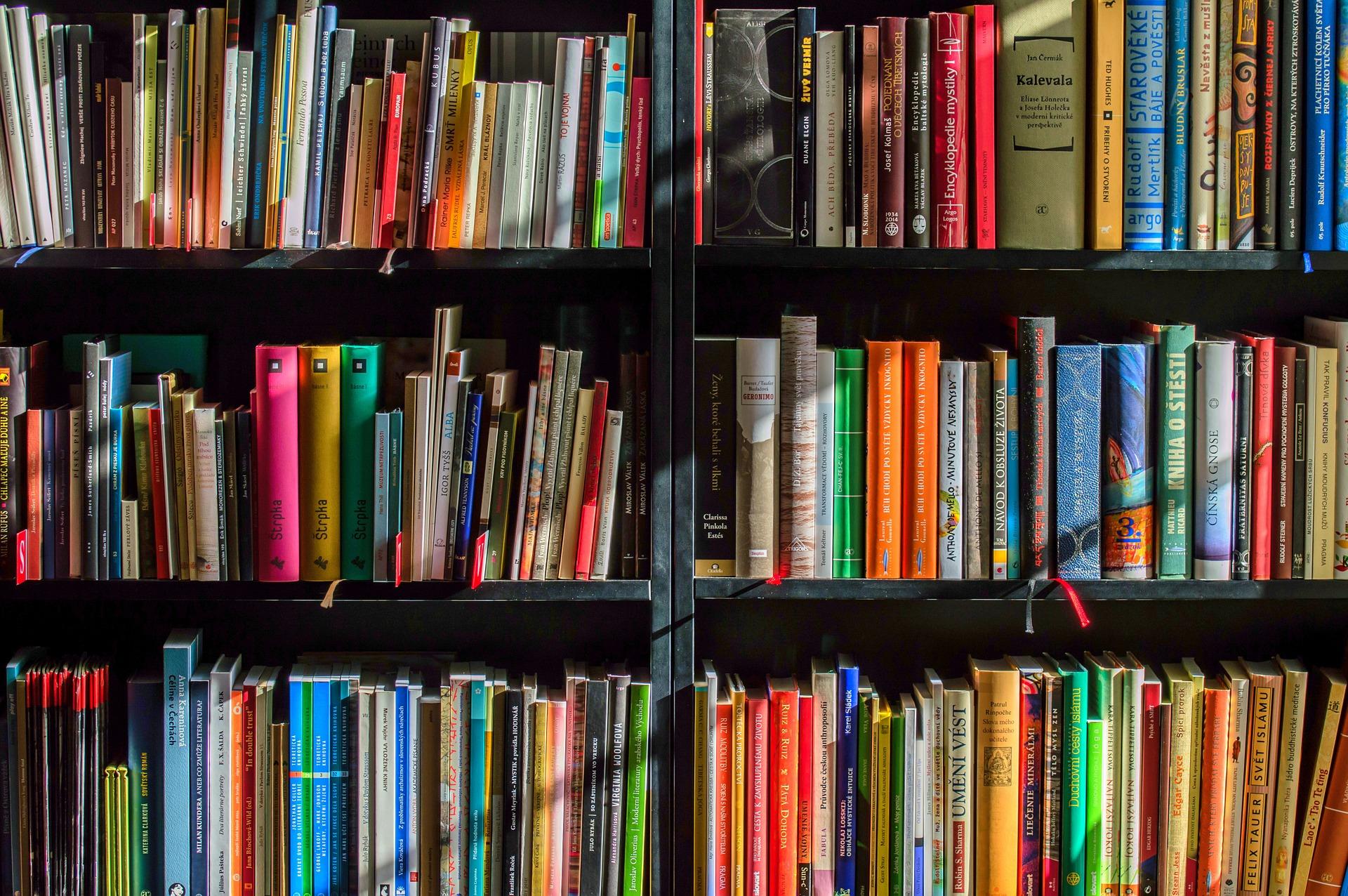 Yndlingsbøger