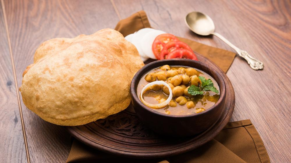 10 Spots In Delhi For A Quick & Affordable Chhole Bhature Fix