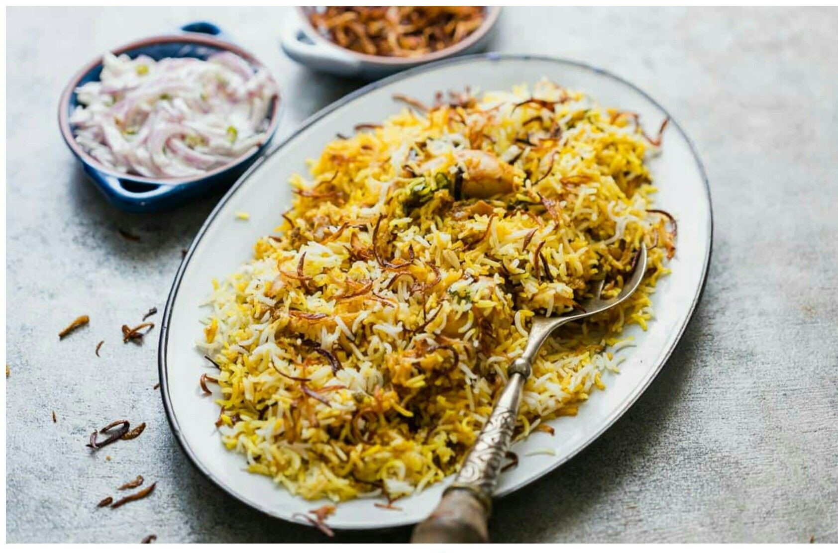 24 Spots To Get Your Hands On The Most Epic Biryani In Delhi