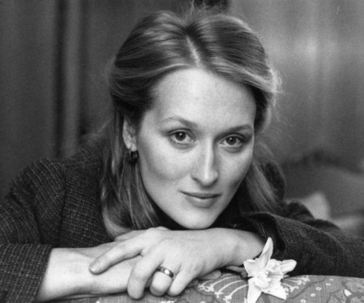 Marvelous Meryl Streep