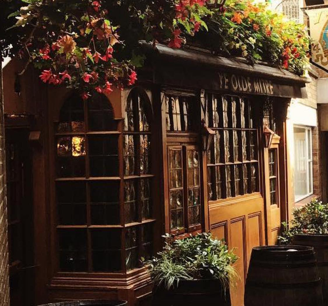 The Best Historic Pubs in London