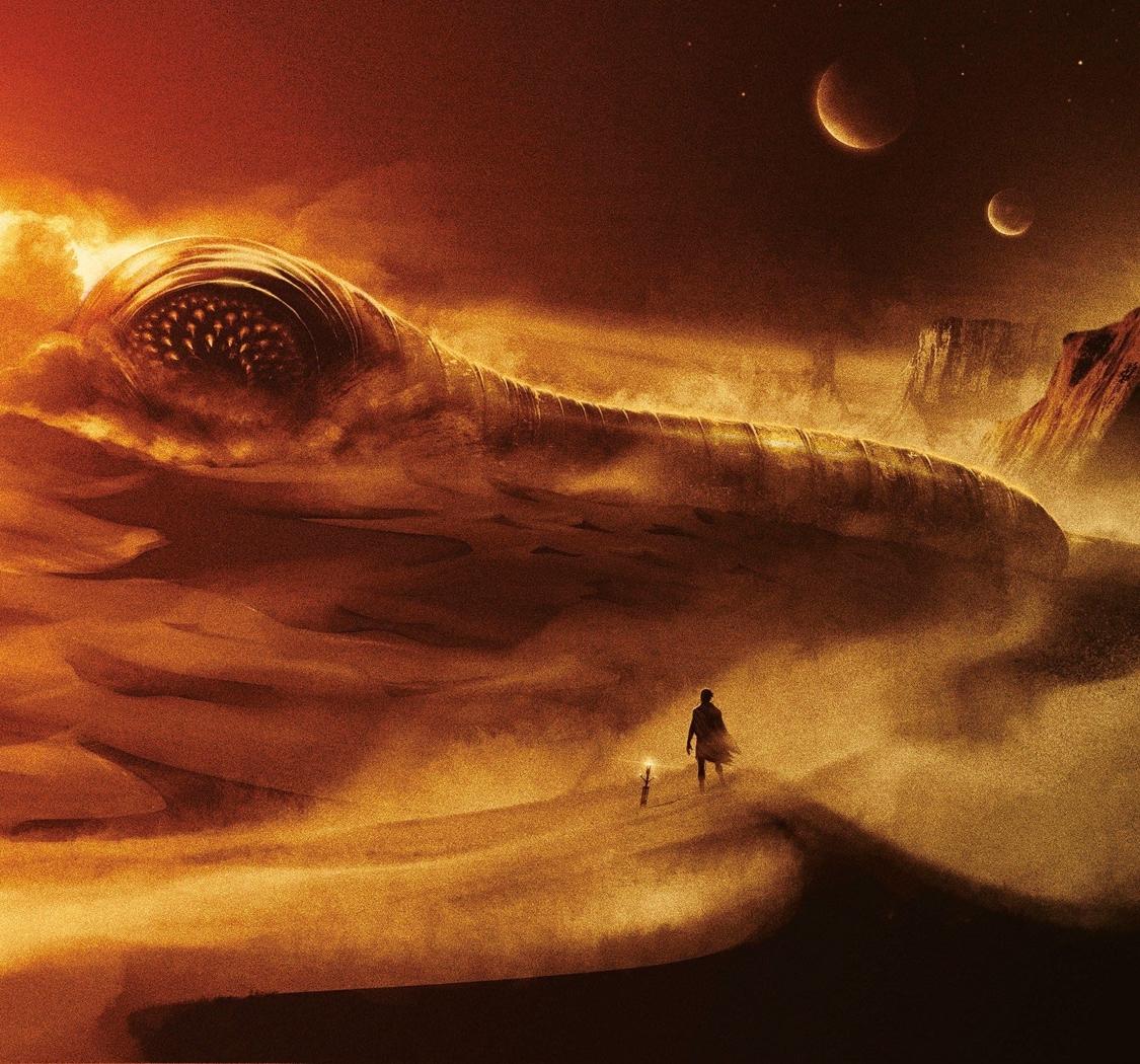 Award-winning Science Fiction