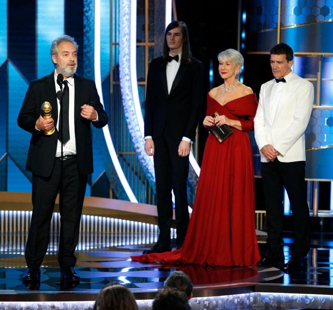 Golden Globe Winners 2020
