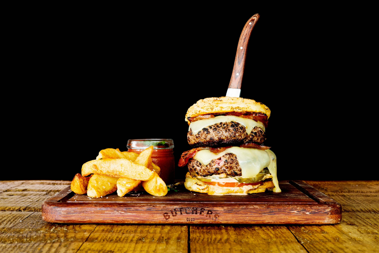 Best Burger in Hong Kong