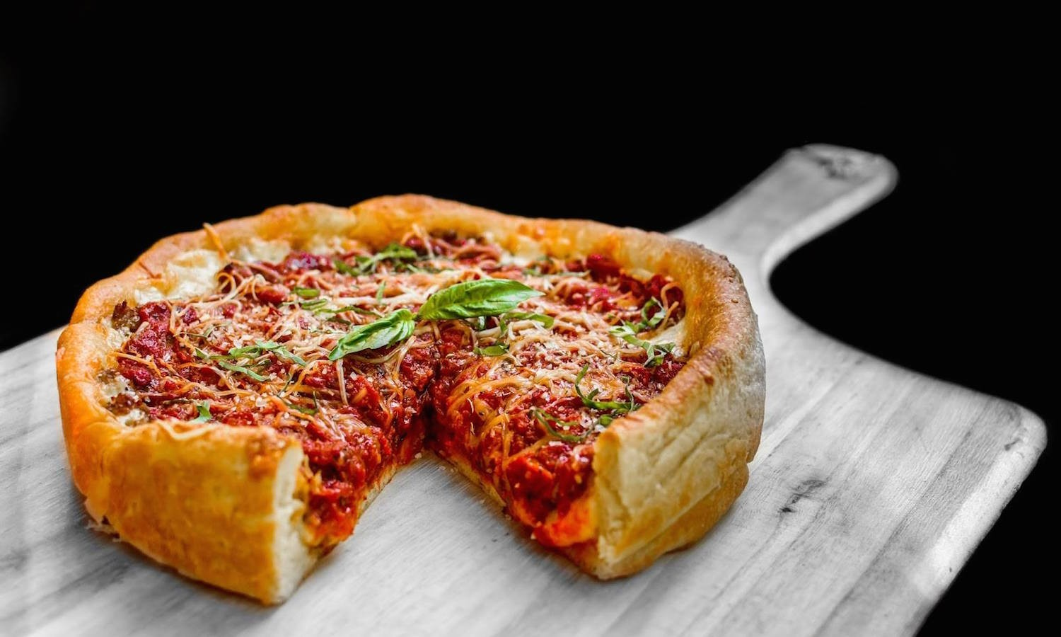 The Best Chicago Deep Dish