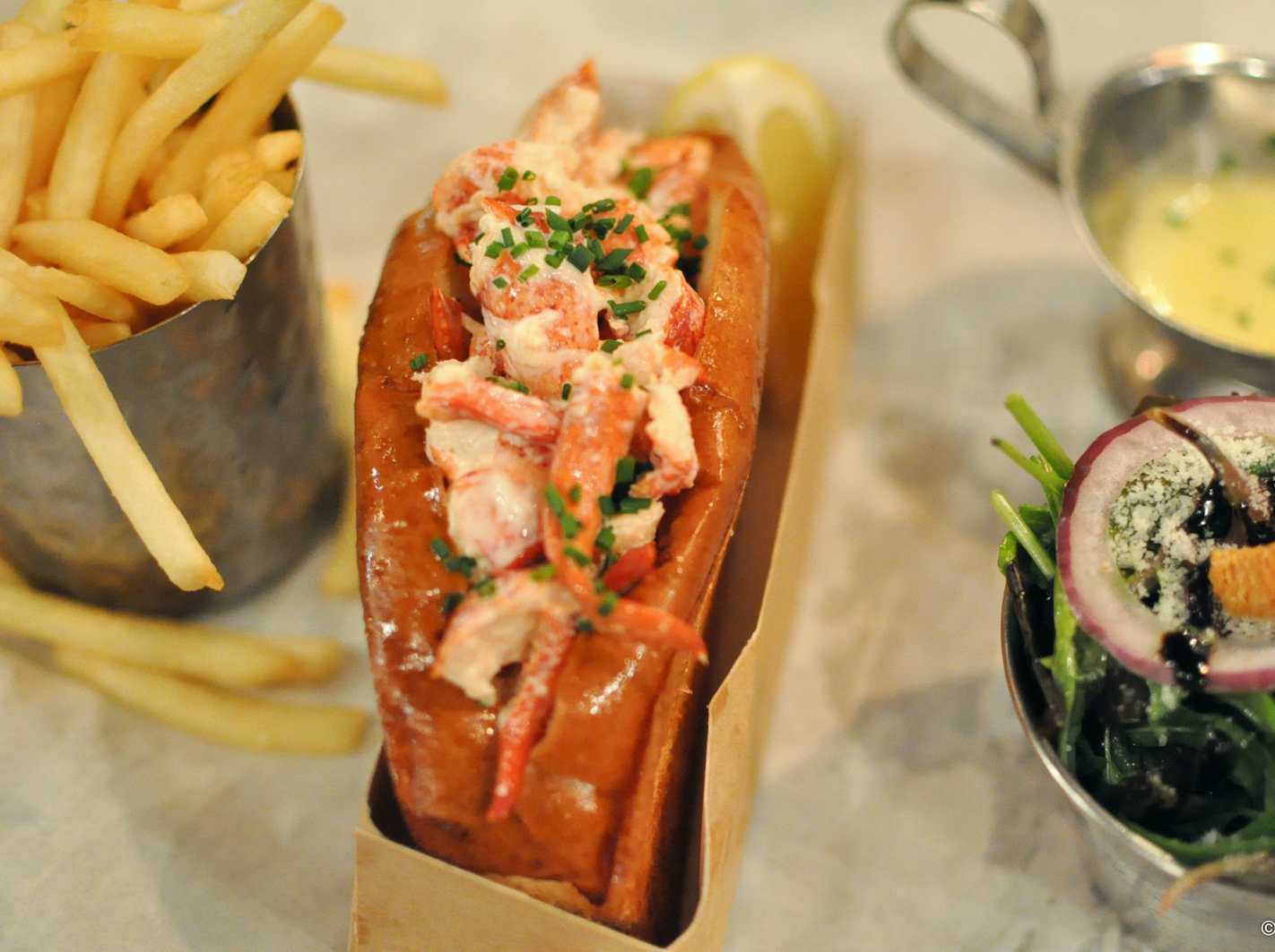 Superb Lobster Rolls