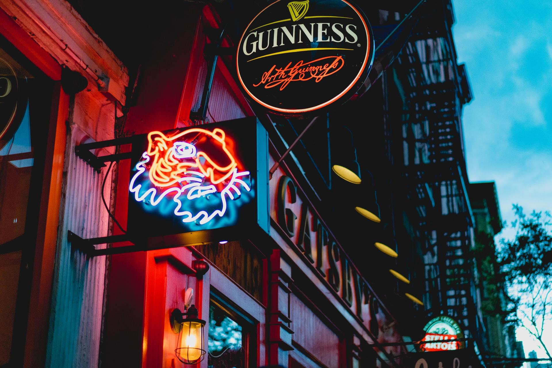 Authentic Irish Eateries
