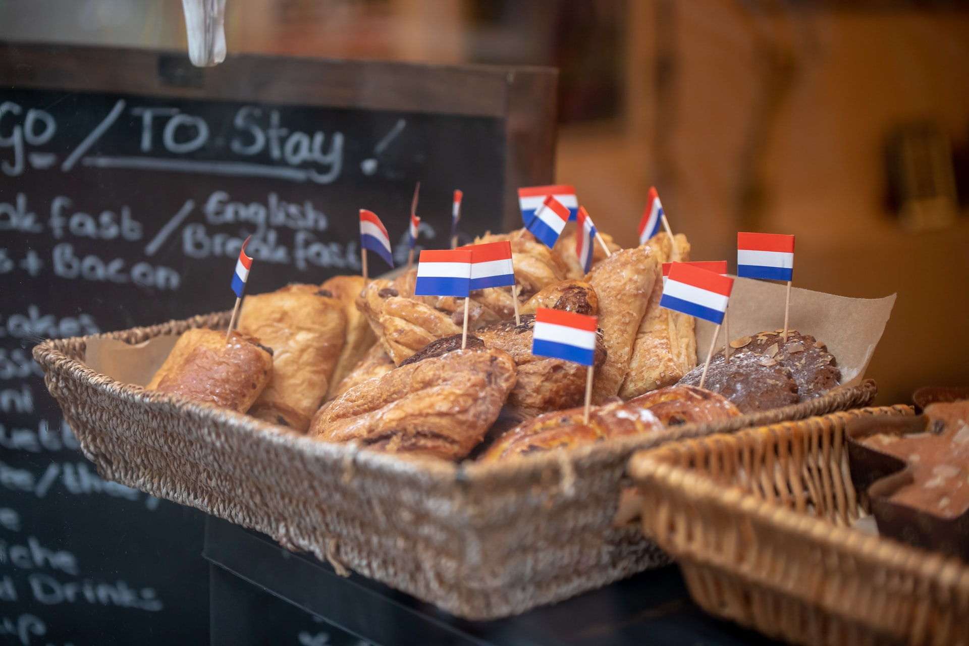24 hours in Amsterdam, Where to Eat and Drink