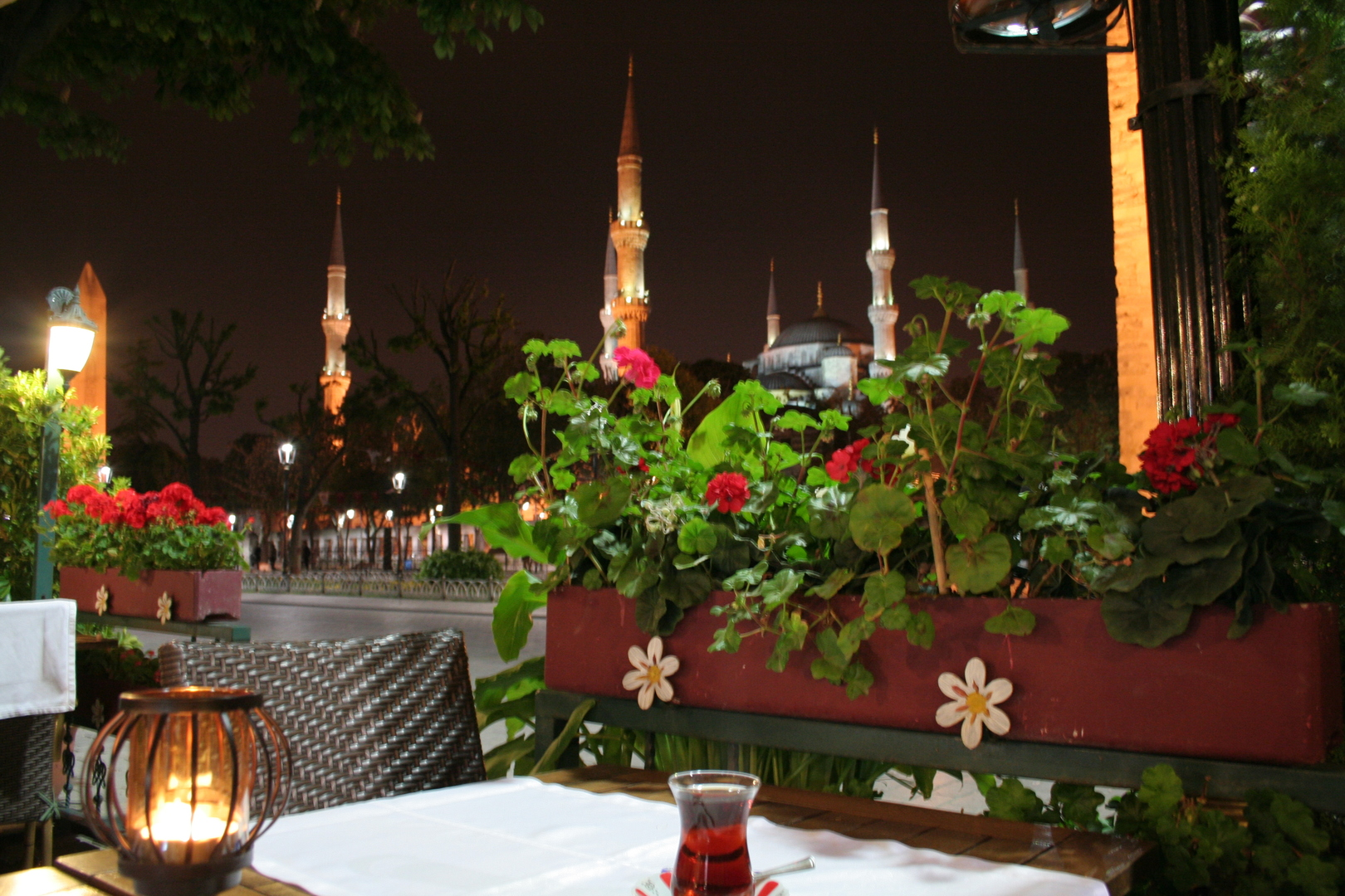 Istanbul fine dining guide
