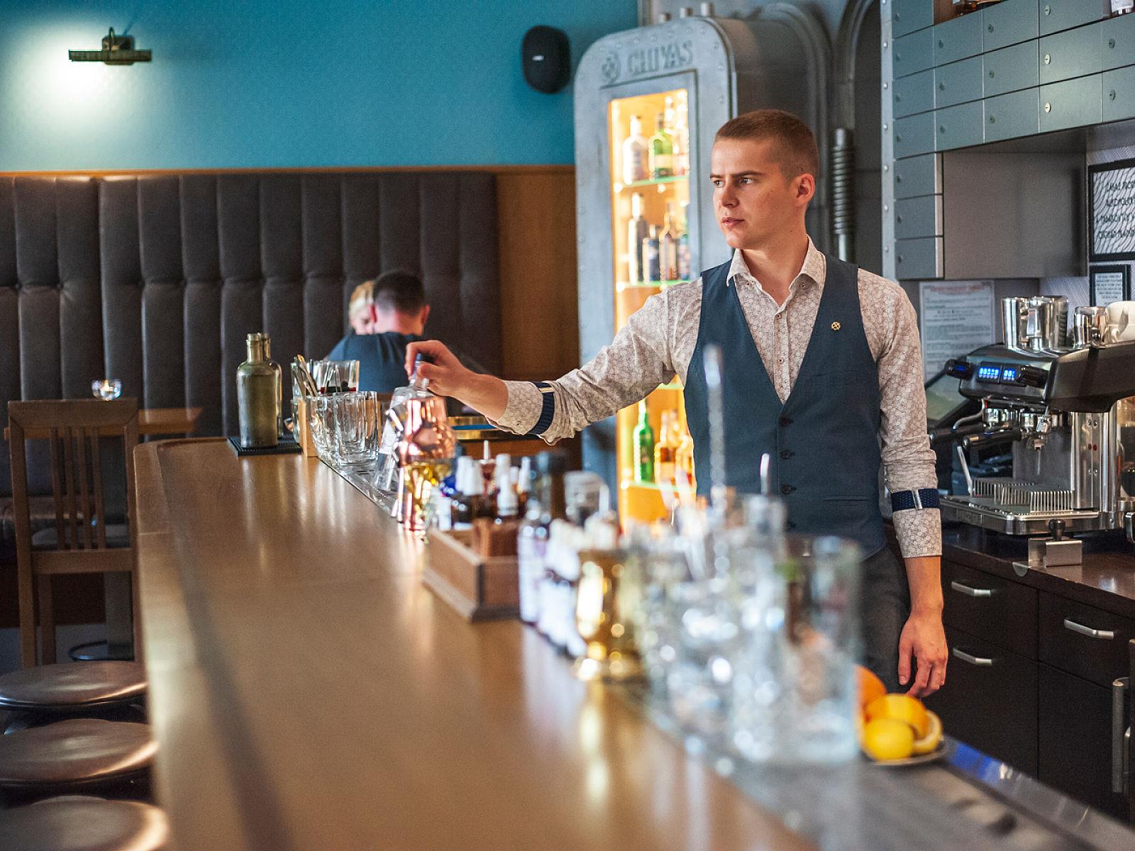 Best Cocktails in Prague