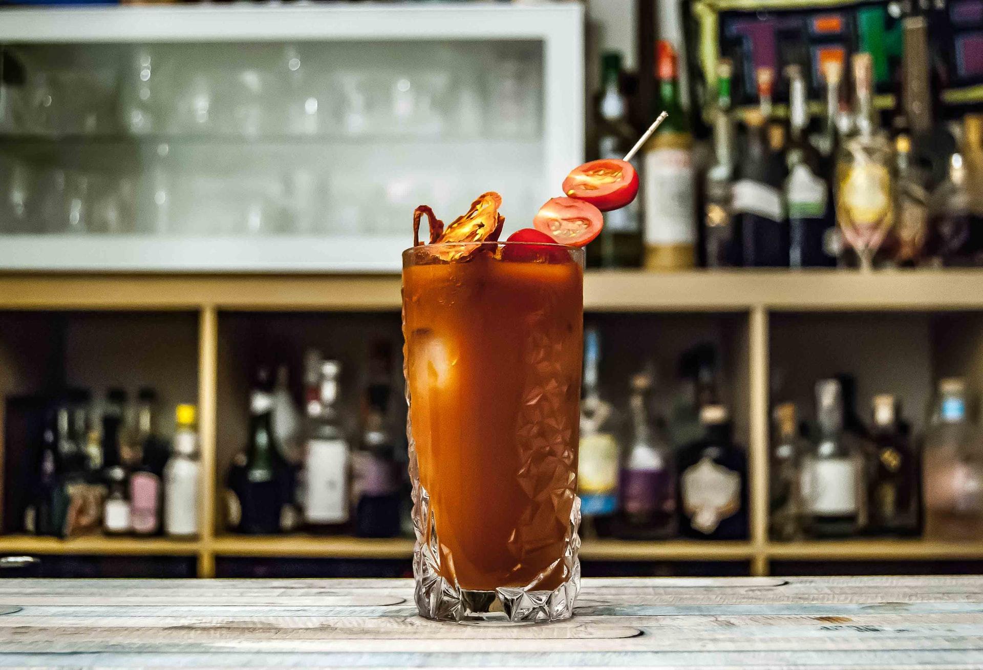 Best cocktails in Vienna