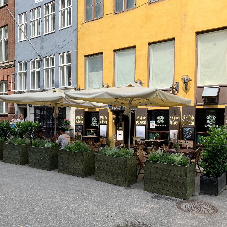 Anthon's 10 yndlings restauranter i KBH