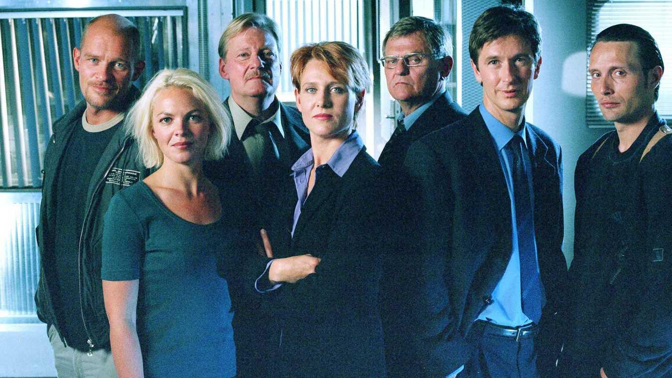 Yndlings danske TV serier