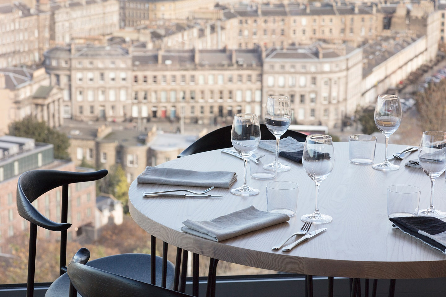 Where to Eat in Edinburgh in Style
