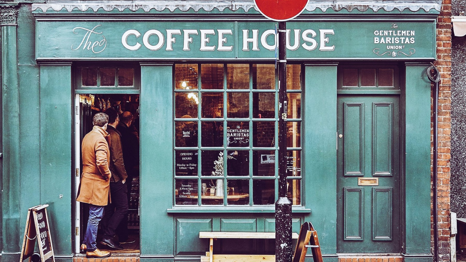 London's Best Coffee Shops for Your Daily Fix
