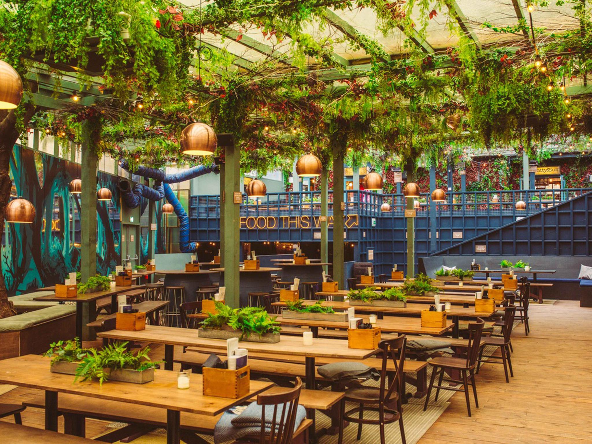 London's Best Beer Gardens