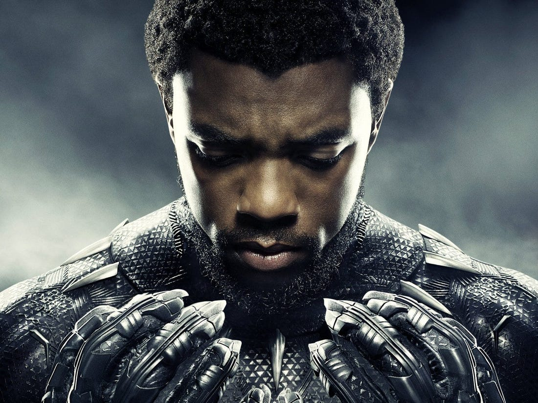 In Memory Of Chadwick Boseman, His Best Movies