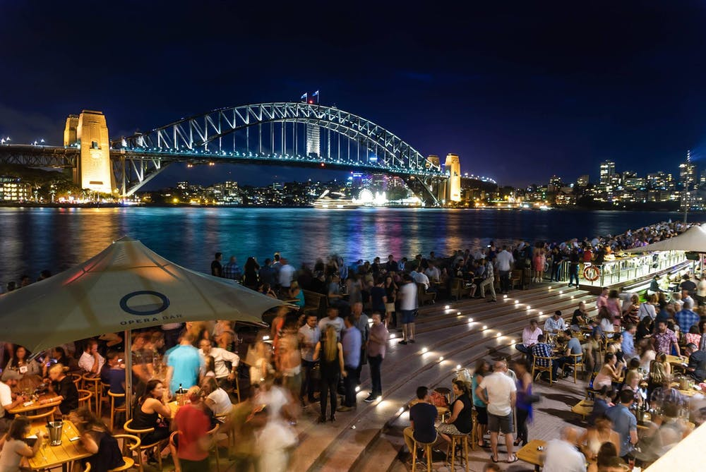 20 best waterfront restaurants in Sydney