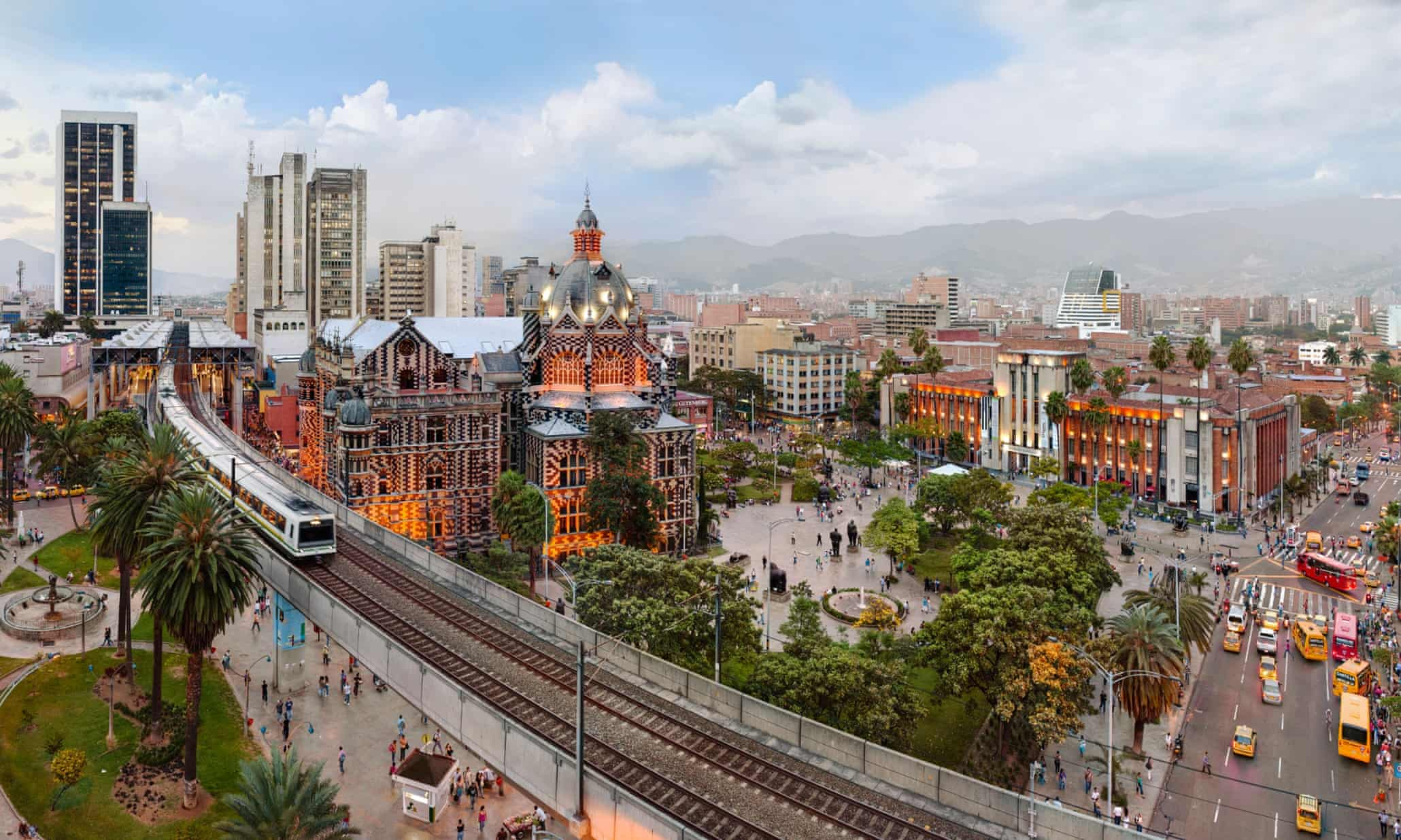 6 of the Best Rooftop Bars in Medellín
