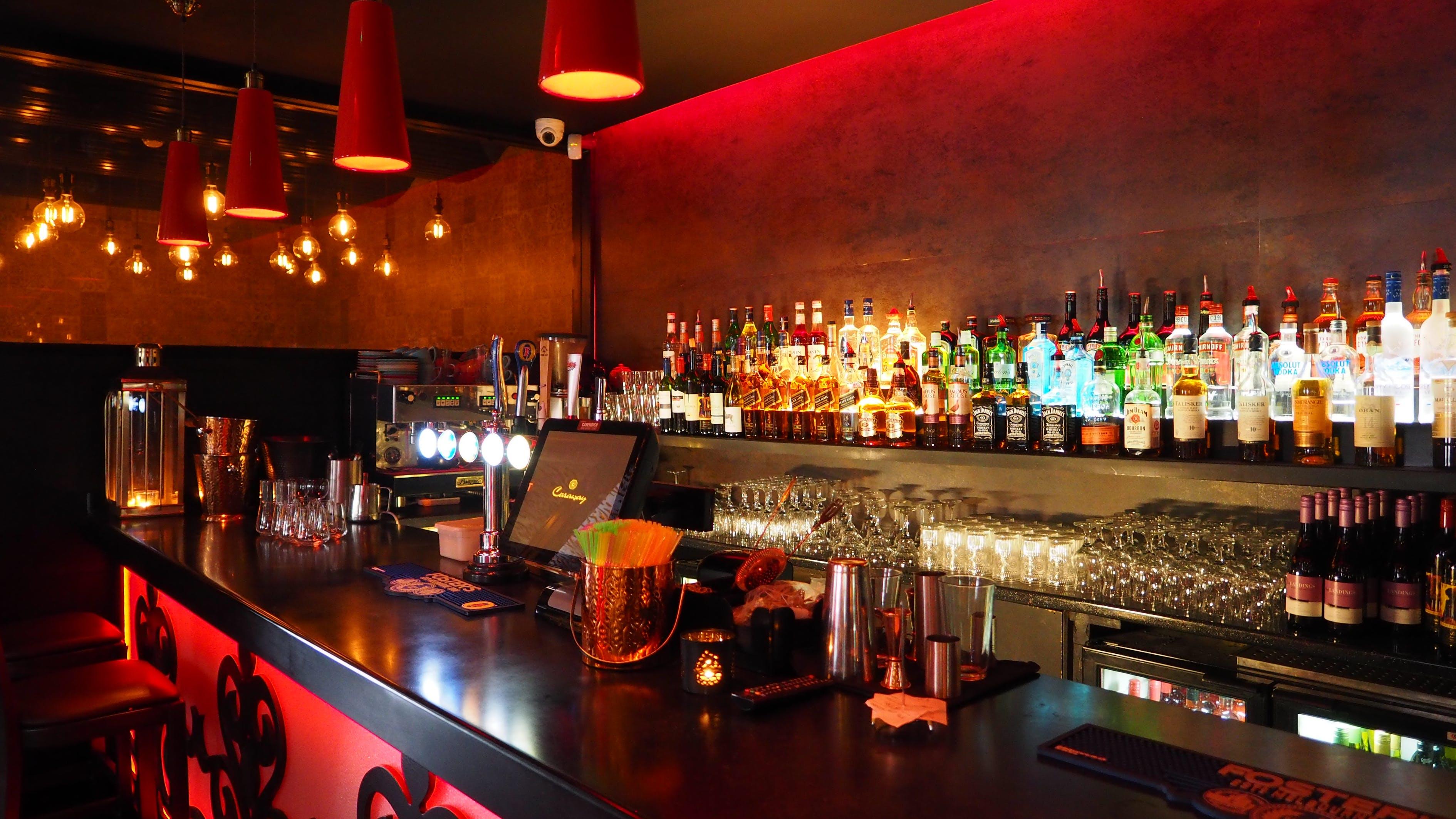 Top 9 Bars in Hamburg, Germany