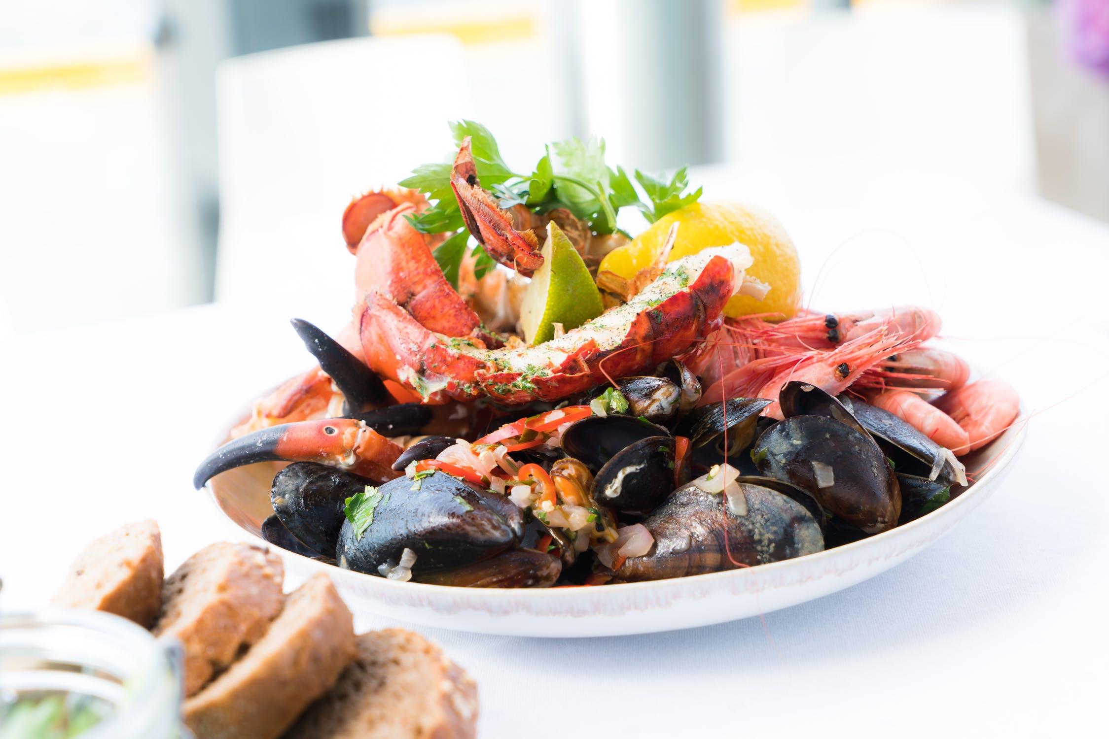 Top 5 Seafood Restaurants in Cartagena