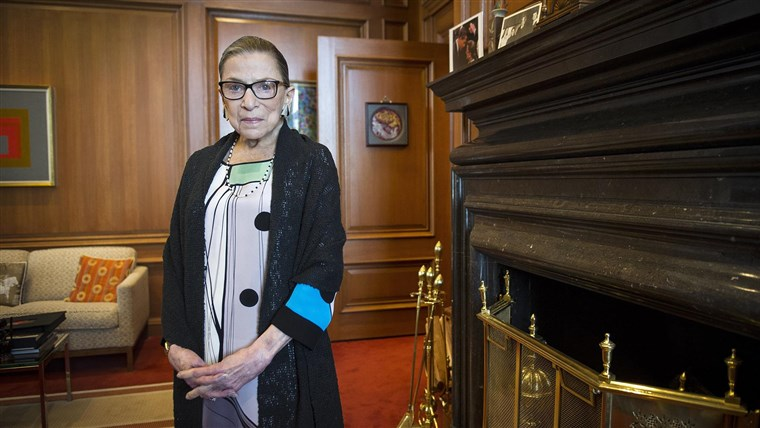 In Memoriam: 14 Books About Supreme Court Justice Ruth Bader Ginsburg