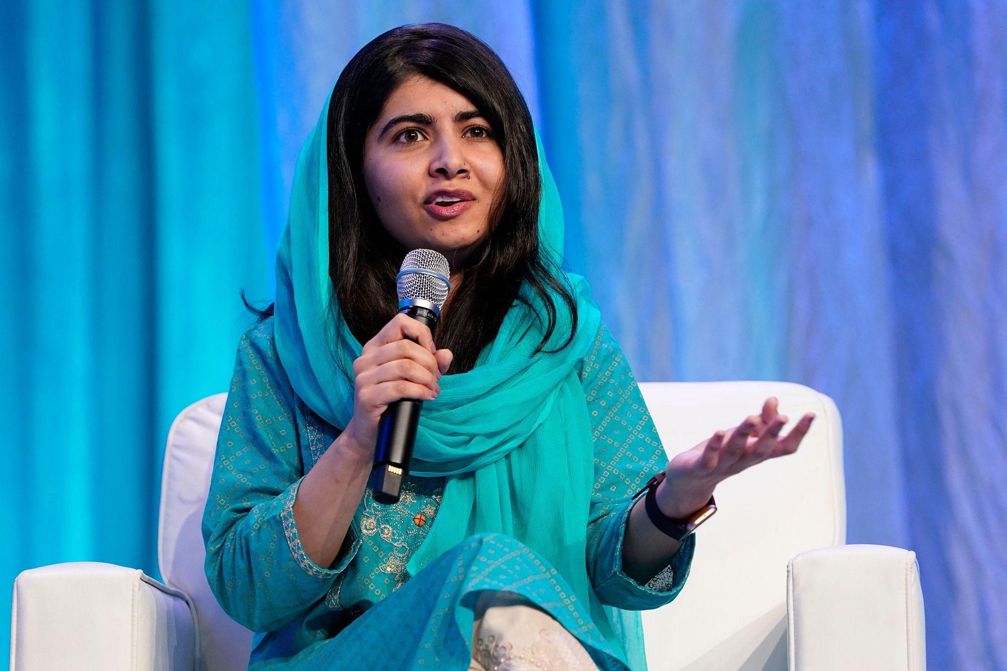 Malala Yousafzai's Reading List