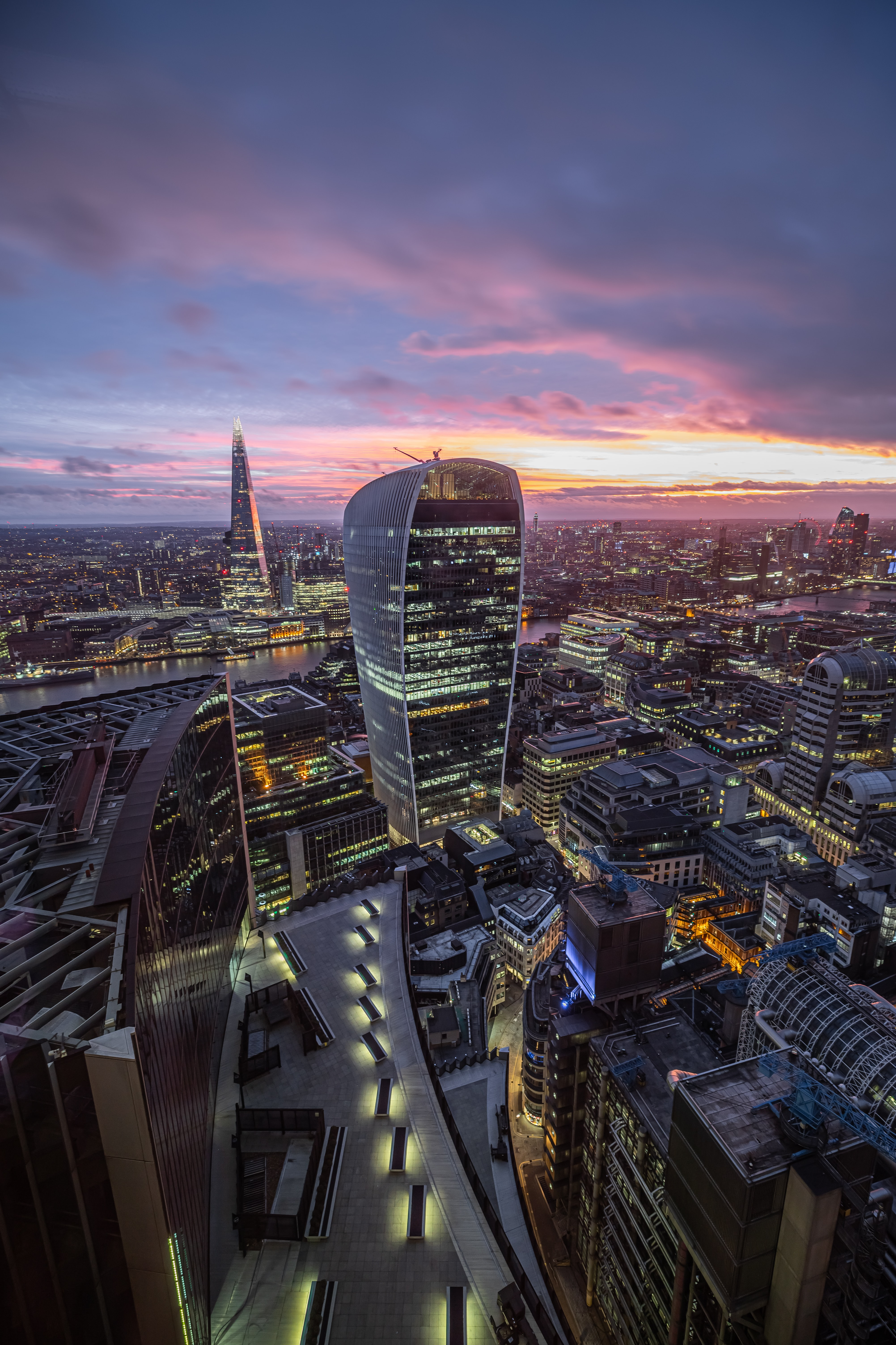 London Restaurants with the Best Views