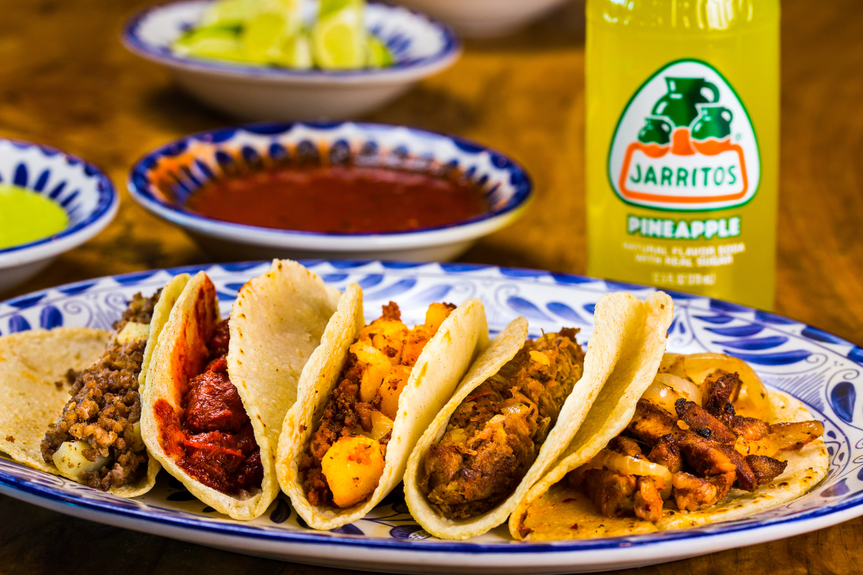 Her Finder Du Den Bedste Taco