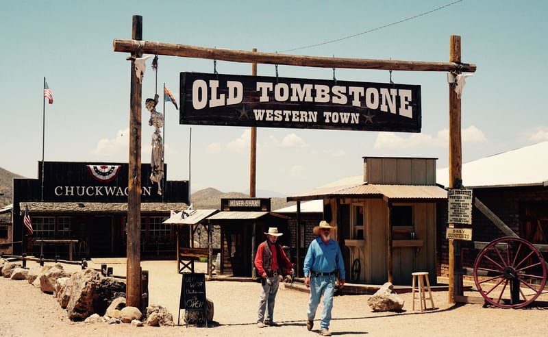 Top 20 Westerns of All Time