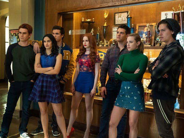 TV Shows to Watch if You Like Riverdale