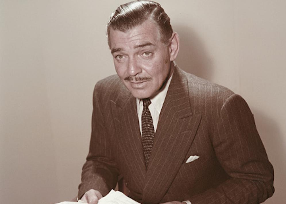 Clark Gable's Complete Filmography