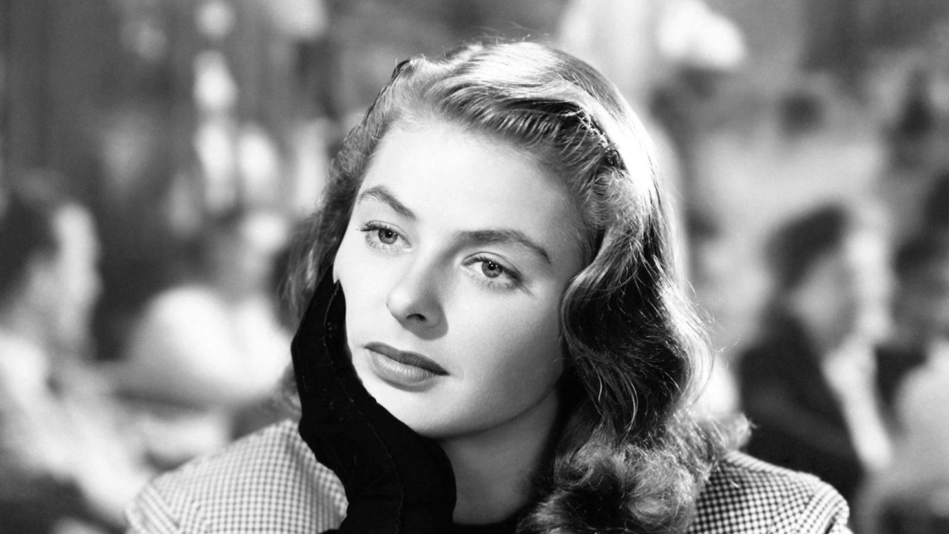 Ingrid Bergman's Complete Filmography