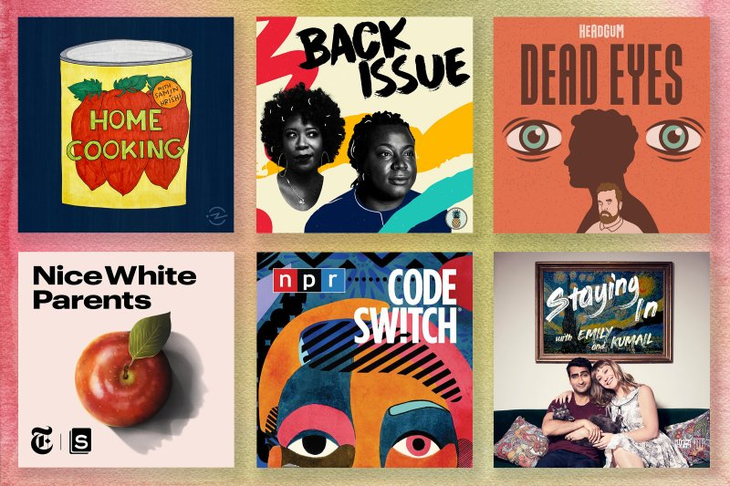 Time's 10 Best Podcasts of 2020