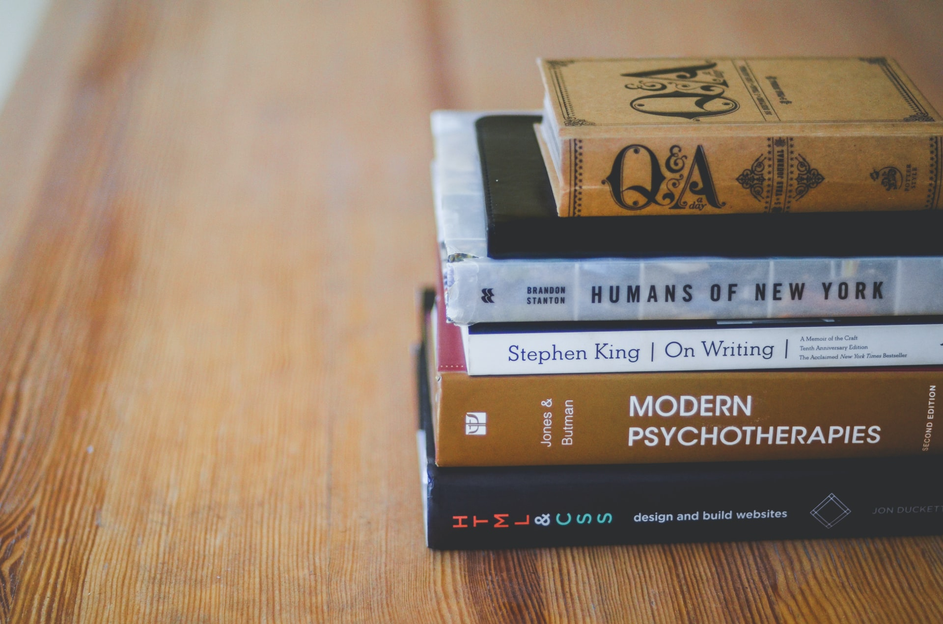 Top 10 Best Fiction Books of 2020