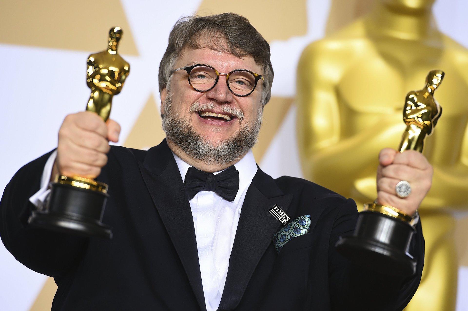 Guillermo del Toro's filmography