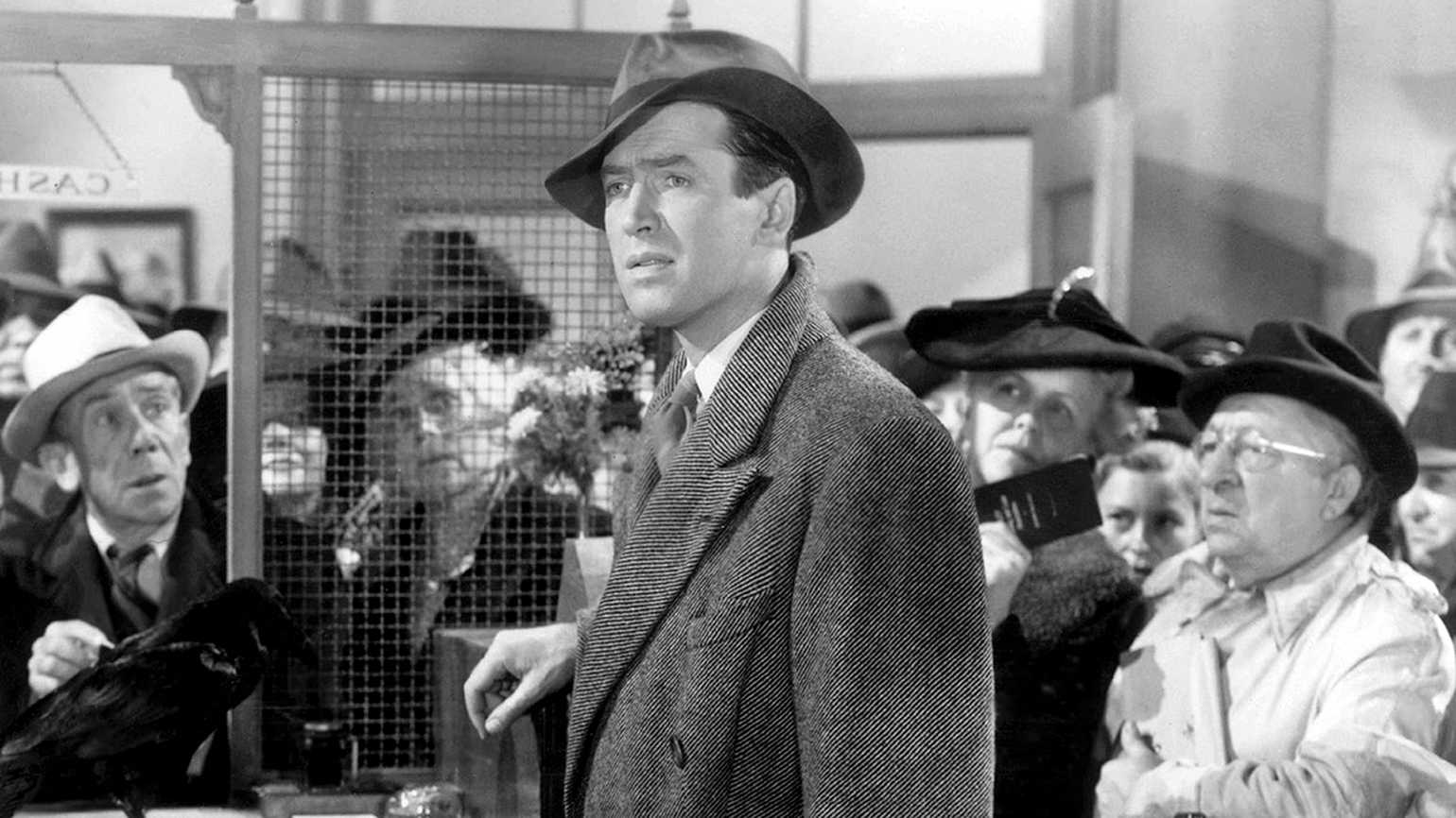 The Complete James Stewart Filmography