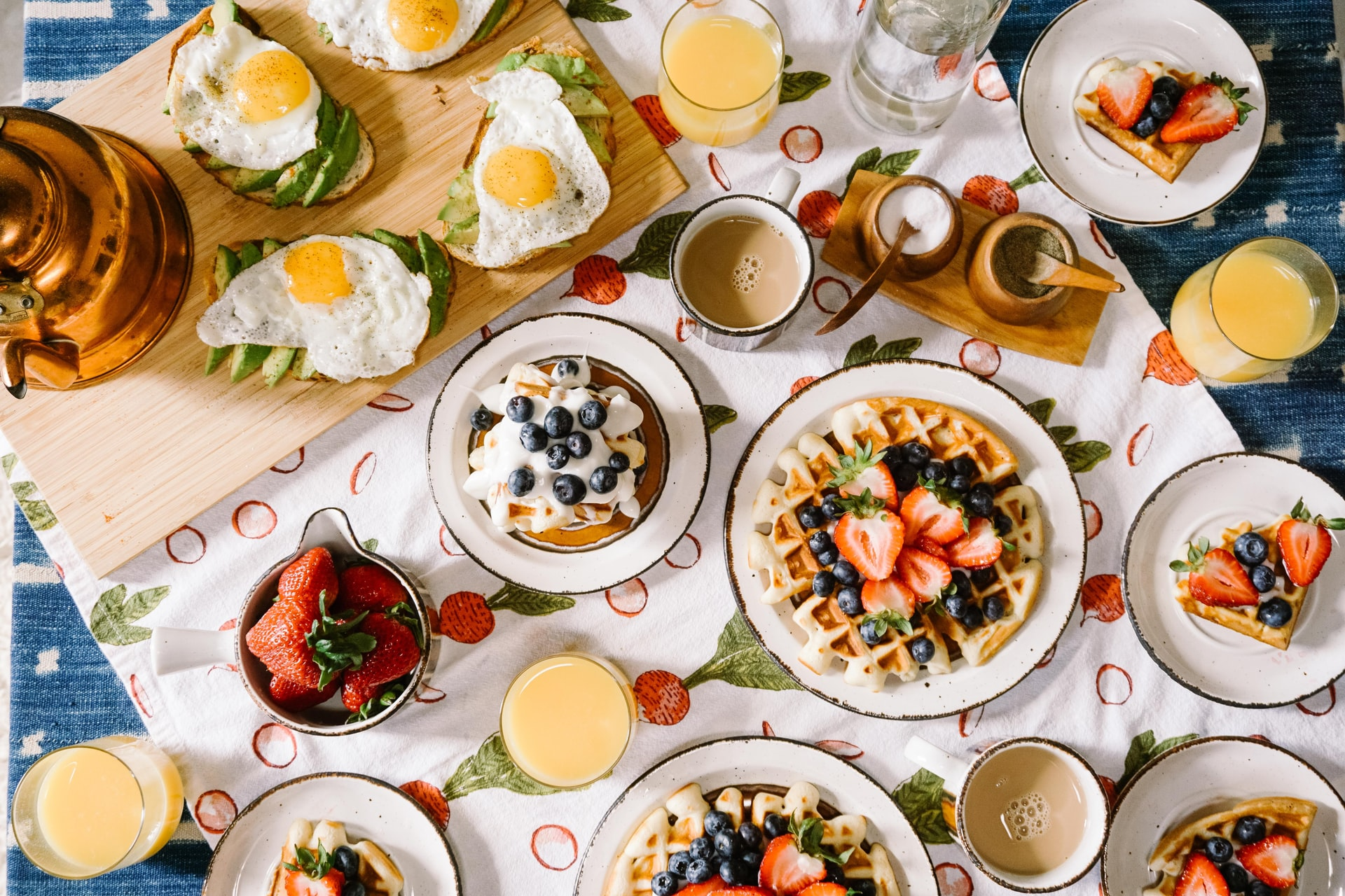 The 8 Best Brunch Spots In Coral Gables, Miami