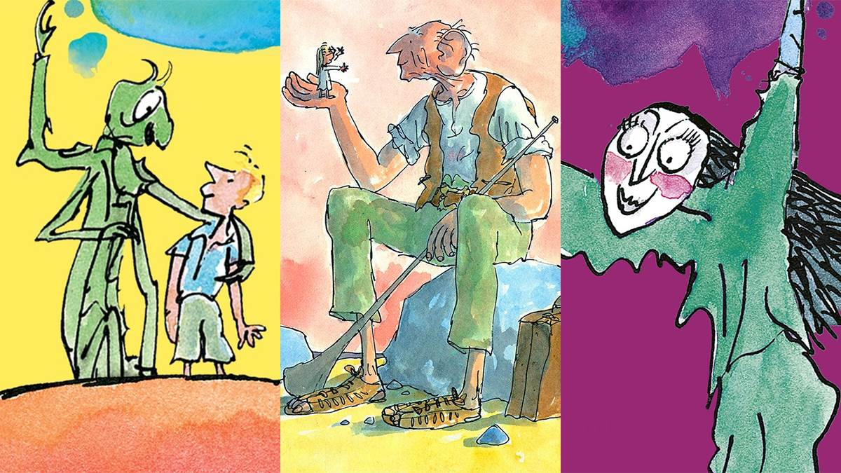 The Complete Collection of Roald Dahl