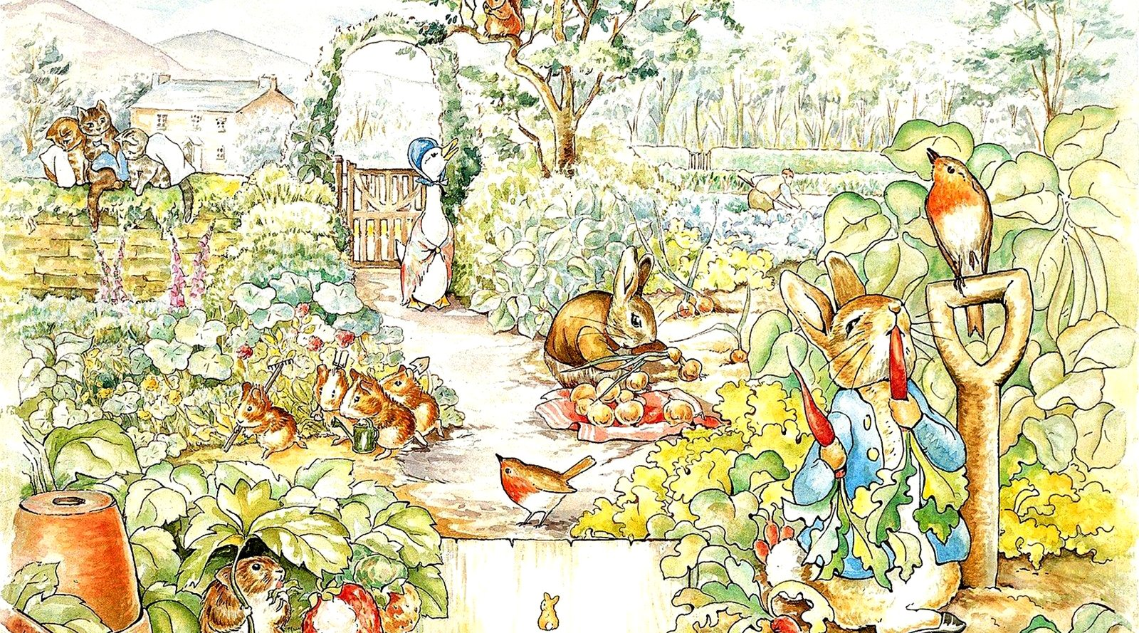 The Complete Collection of Beatrix Potter