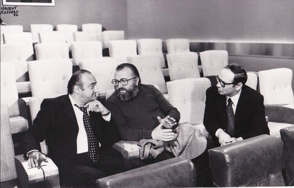 Sergio Leone's Filmography