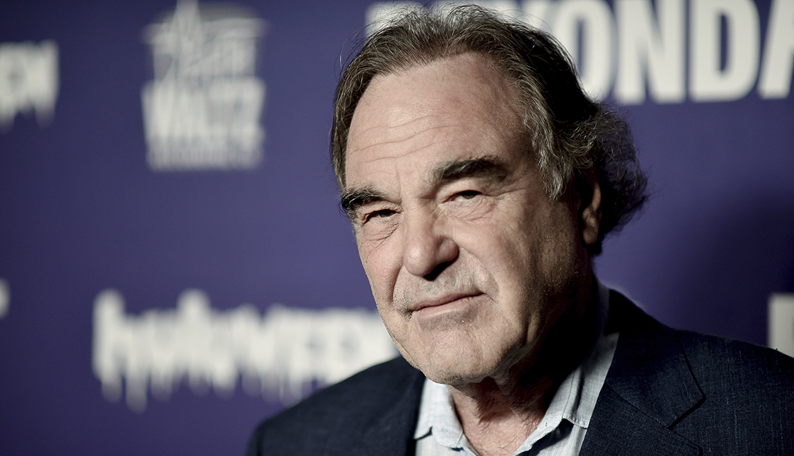 Oliver Stone's filmography