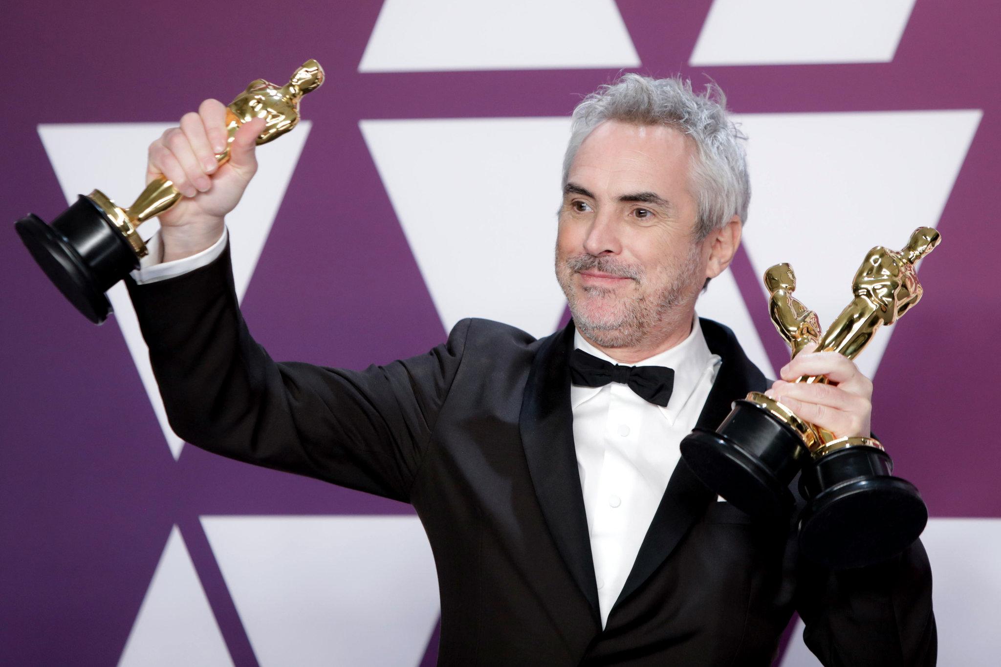 Alfonso Cuarón's filmography