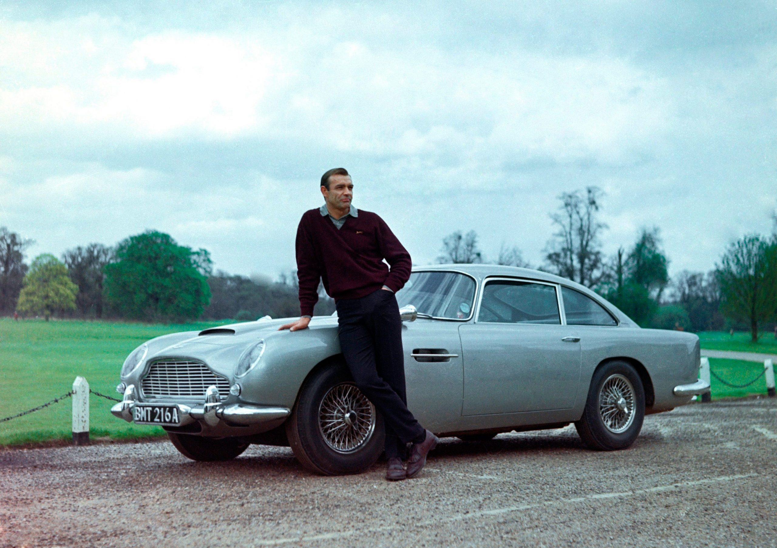 The Complete List of James Bond Movies
